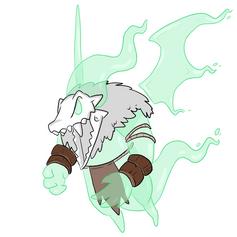 Fantasma Dragón