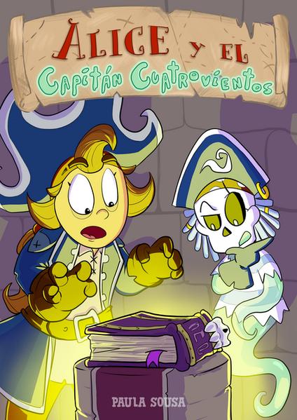 Alice y el Capitán Cuatrovientos