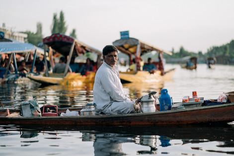 Tea in Kashmir by Ata Mohammad Adnan @ata.m.adnan