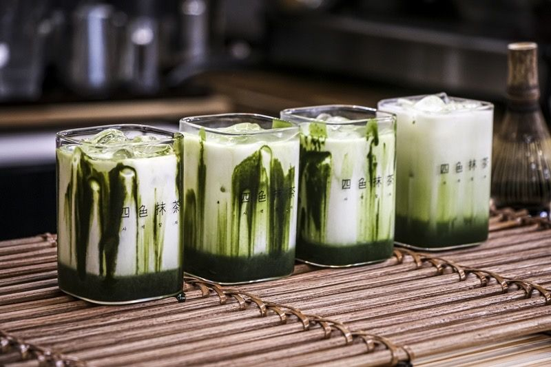 Korean Matcha