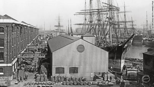 Wooree Tea - London Docks