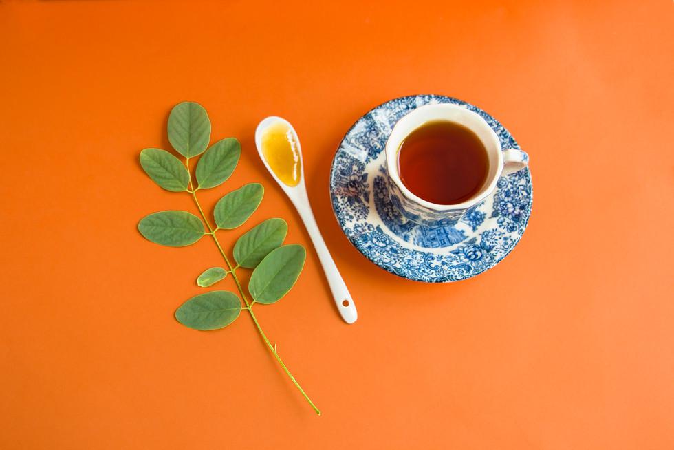 LOVELY TEA by ELNAZ KARIMIAN