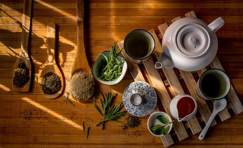 Tea Pleasures by Froiland Rivera @froirivera