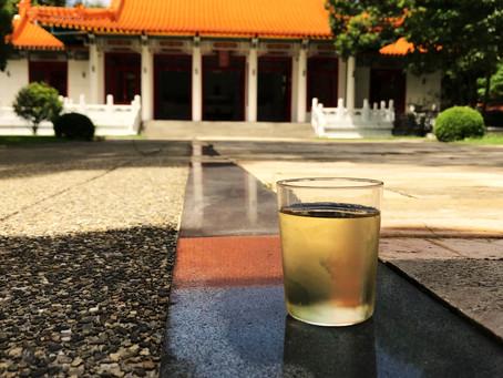 Korean Tea visits Taiwan
