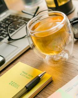 Korean Green Tea