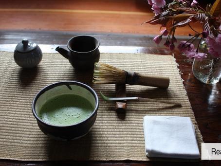 Overview of the Korean Tea Ceremony