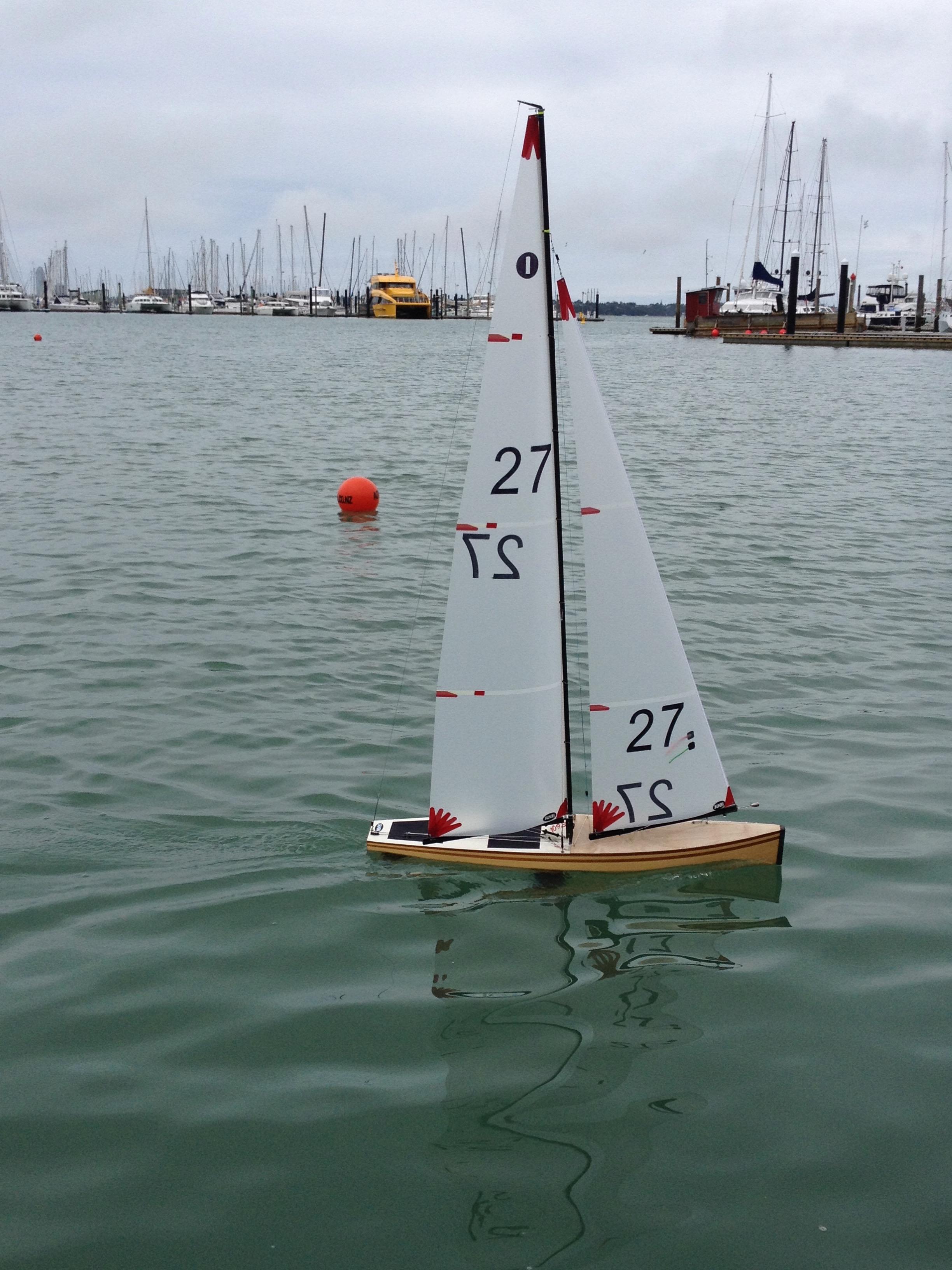 WRS - Wood Boat