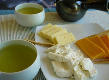Korean Green Tea and Food Pairings