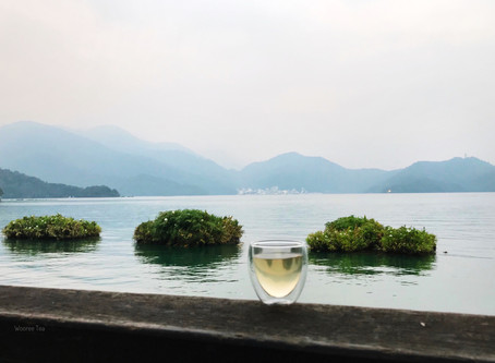 Korean Tea visits Sun Moon Lake