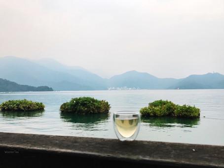 Korean Tea visits Sun Moon Lake