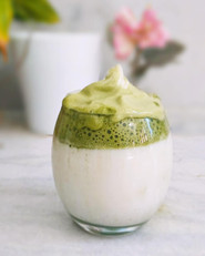 Whipped Matcha by Dr Richa Saigal @delicious.earth