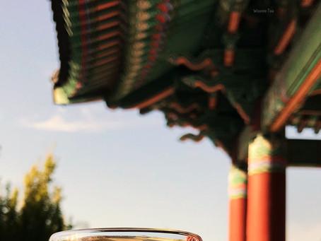 Korean Tea in Korea