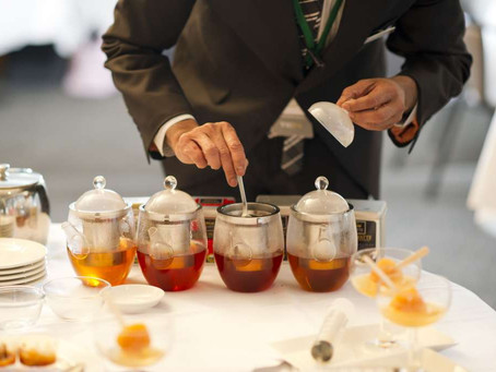 How to become a Tea Sommelier