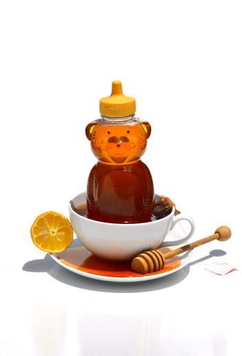 Hot Tea Hot Tub Time With Lemon & Honey by Jonathan Brooks @JonathanBMiam