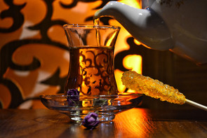Tea & Honey by Mohammad Keshavarz @rashaapic