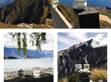 Wanaka with Korean Tea