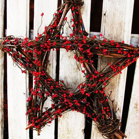 Festive Willow Weaving
