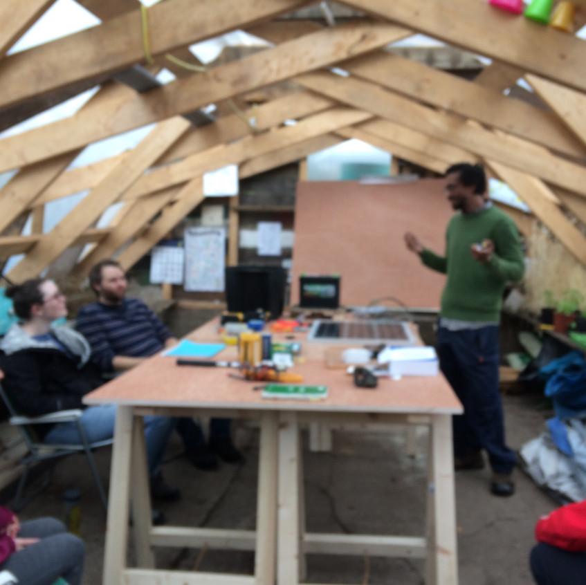 offgrid workshop