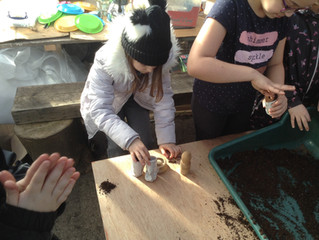 AFTER-SCHOOL GARDENING CLUB