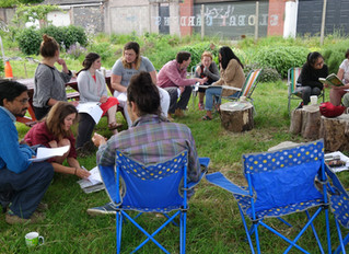 FOREST GARDENING WORKSHOP