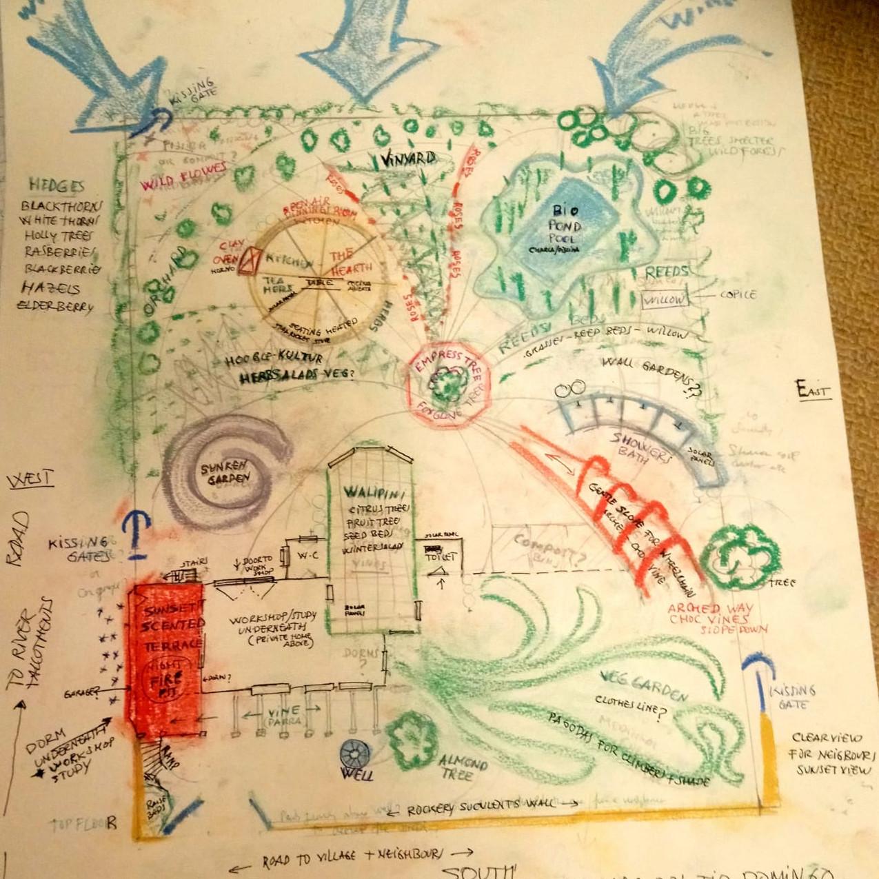 Maria's design