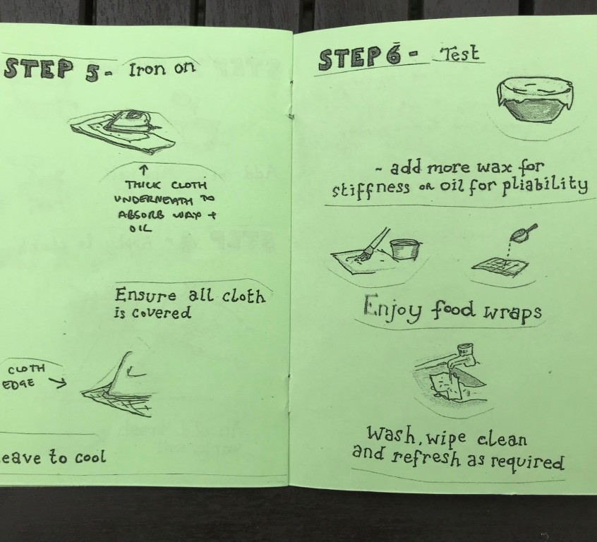 Steps 5-6