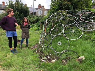 NTW Artist Visit: MANIFESTING CHANGE, PERMACULTURE IN ACTION