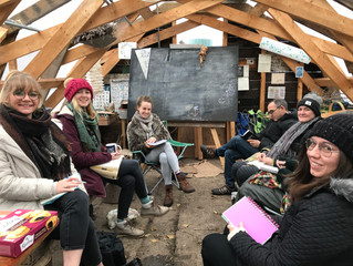 WRITING RESIDENCY WITH GLOBAL GARDENS