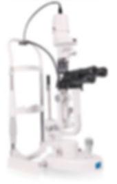 slit lamp binocular