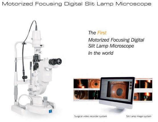 Digital Slit Lamp