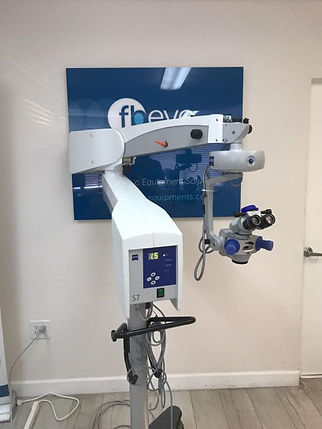 Used Zeiss Visu 150 S7 stand