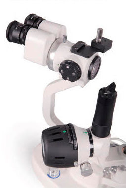slit lamp projector