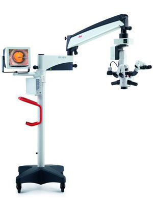 Used Leica M-822 Surgical Microscope