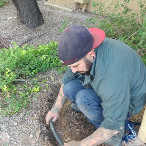 Drip Irrigation Repairs