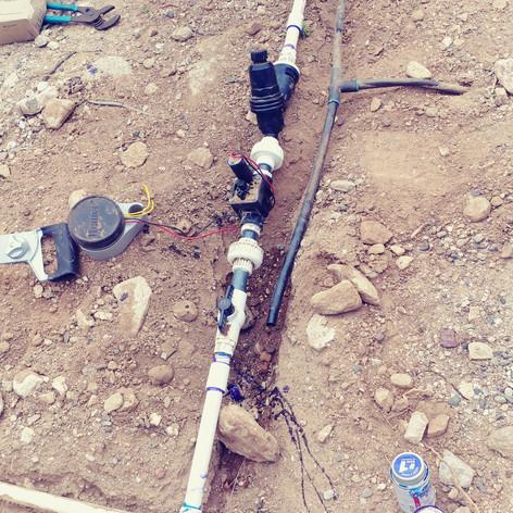 Irrigation Repairs & Installations