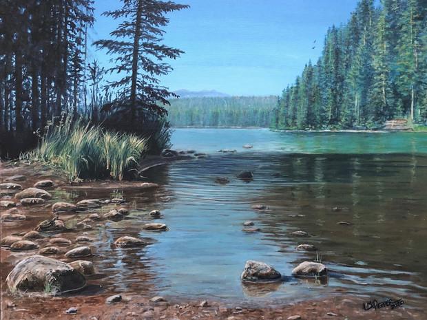 Two Jack Lake - Canadian Rockies (2020)