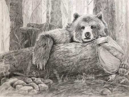 'Tree Hugger'