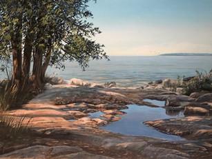 Rugged Shoreline (2020)