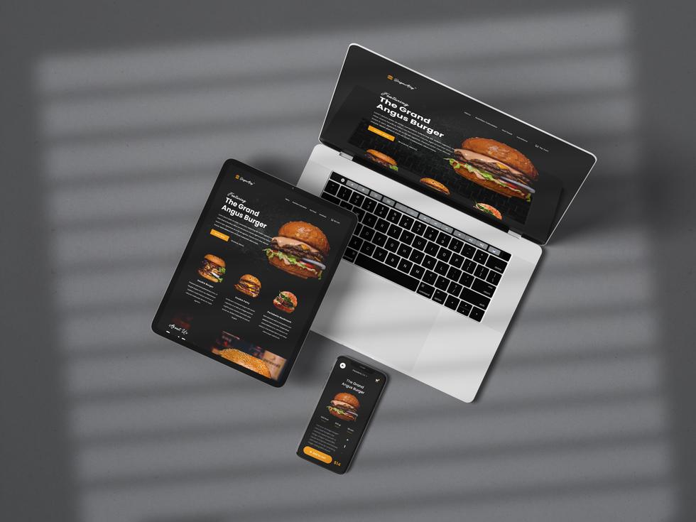 Burger Alley