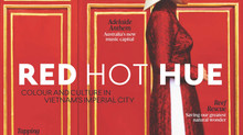 Virgin Australia Voyeur: Red Hot Hue