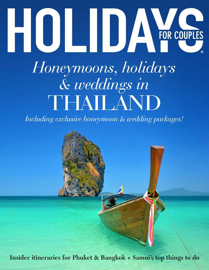 Holidays for Couples: 48 Hours in Phuket