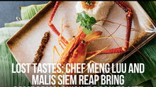 Simon N. Ostheimer reveals how one chef is bringing Cambodian cuisine back to life