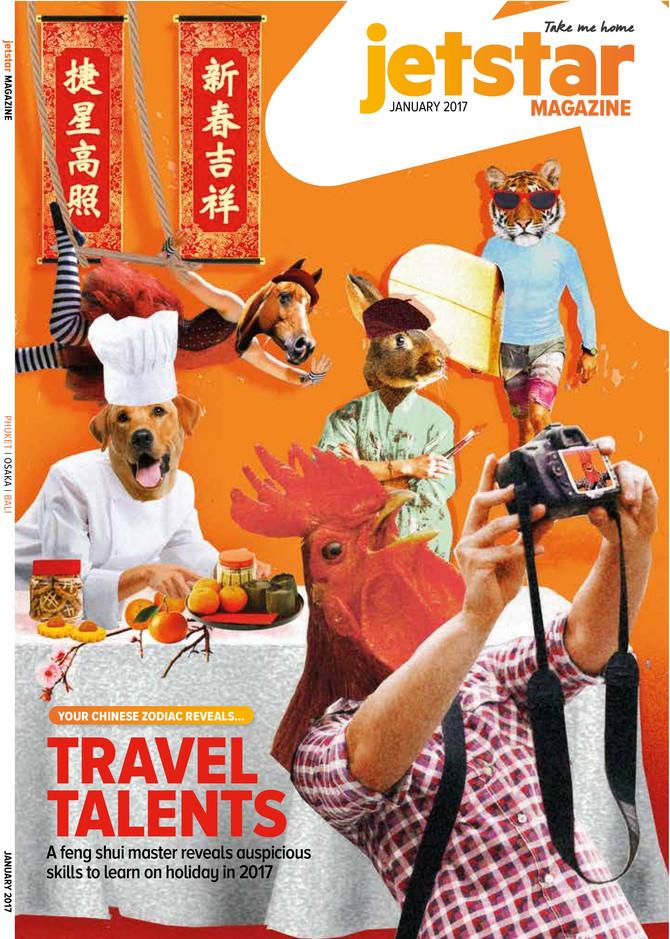Jetstar Asia: Life's Beachy