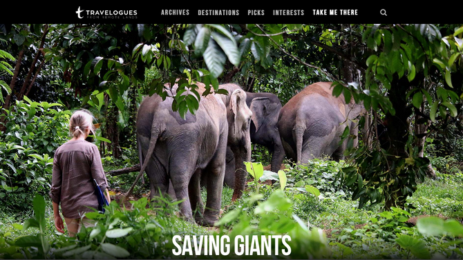 Remote Lands Travelogues: Saving Giants