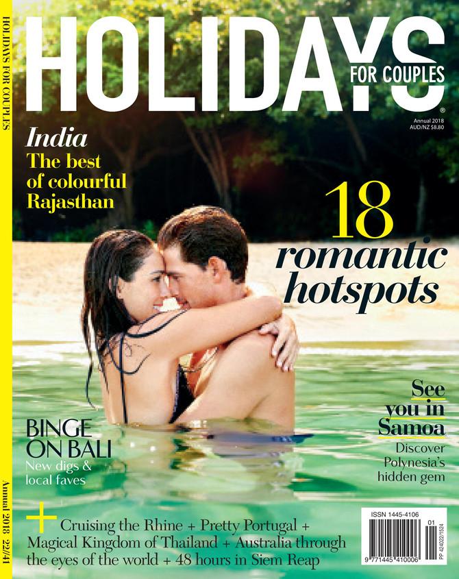 Holidays for Couples: Magic Kingdom
