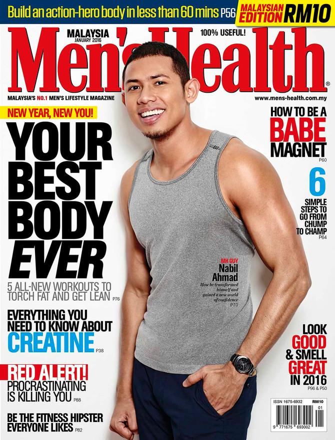 Men's Health Malaysia: Saigon 101