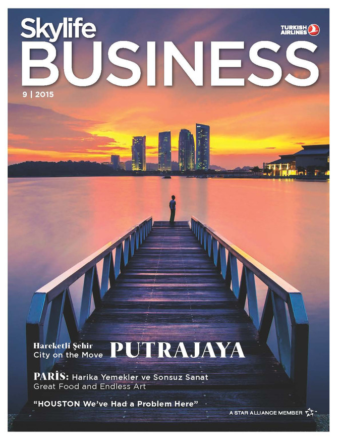 Turkish Airlines Skylife Business: Putrajaya