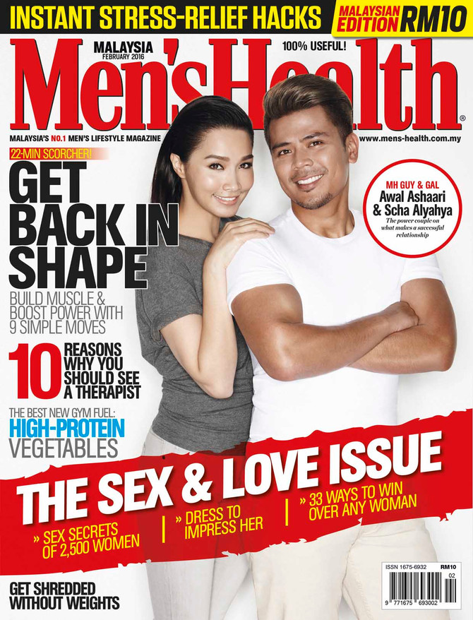 Men's Health Malaysia: In the Mood for Love