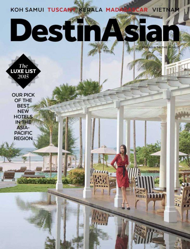 DestinAsian: Settling in Just Fine