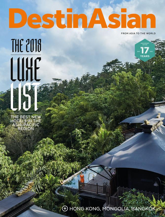 DestinAsian - The Luxe List 2018